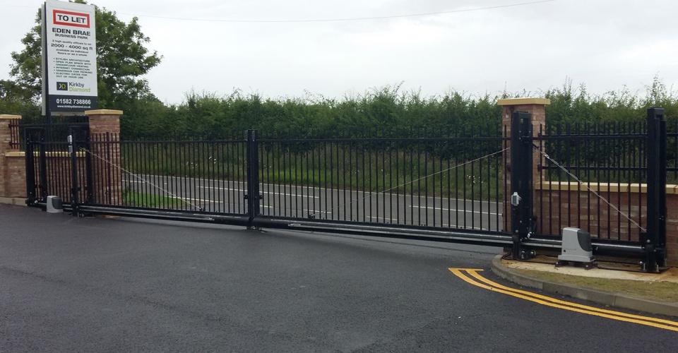 Sliding Cantilever Amp Security Gates Autogate Services