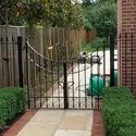 Residential Metal Gates