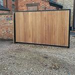 Metal & Wooden Gates