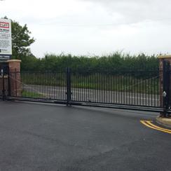 Ashwell Gate