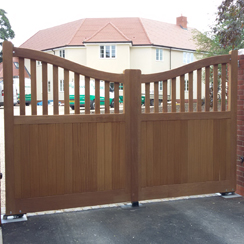 Radwell Electric Gates