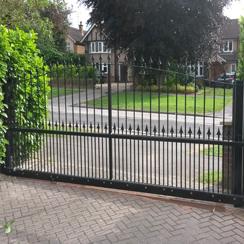 Tewin Electric Gates image