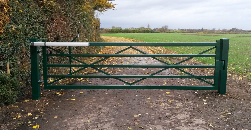 What kind of gate are you looking for