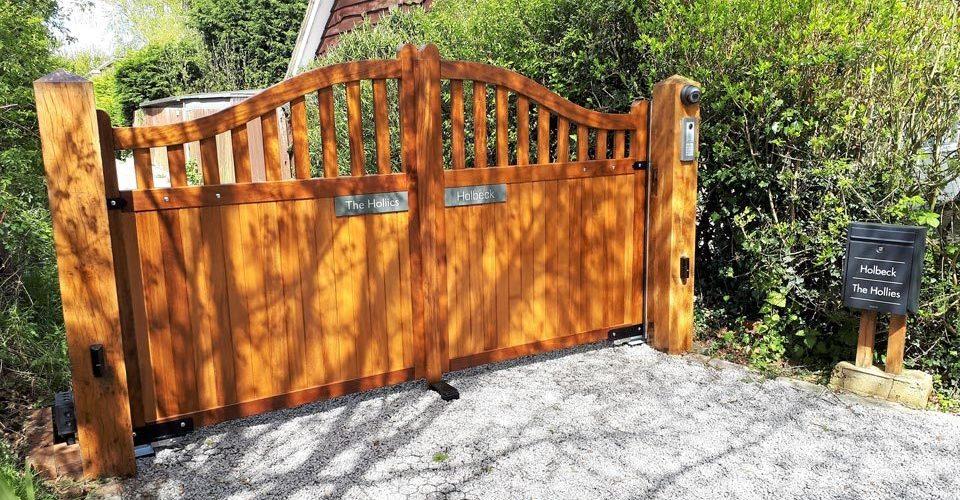 Astwick Gate