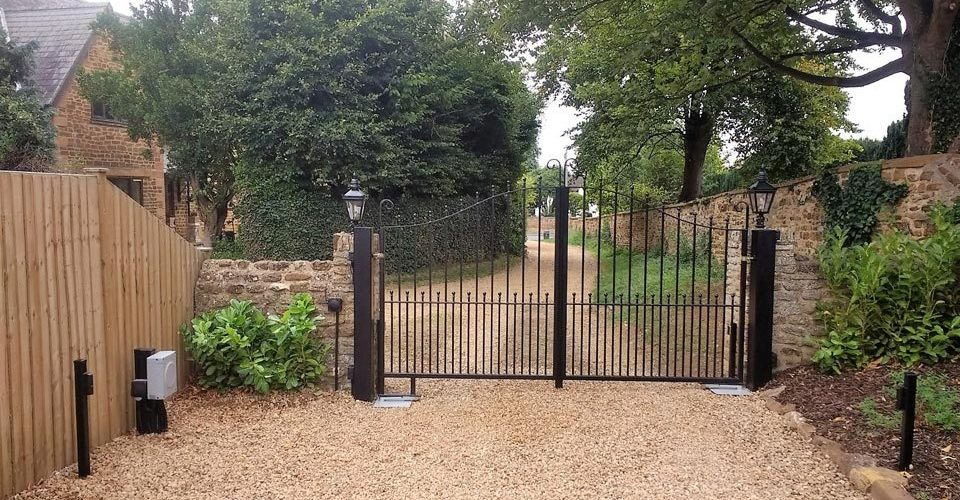 Barkway Gate