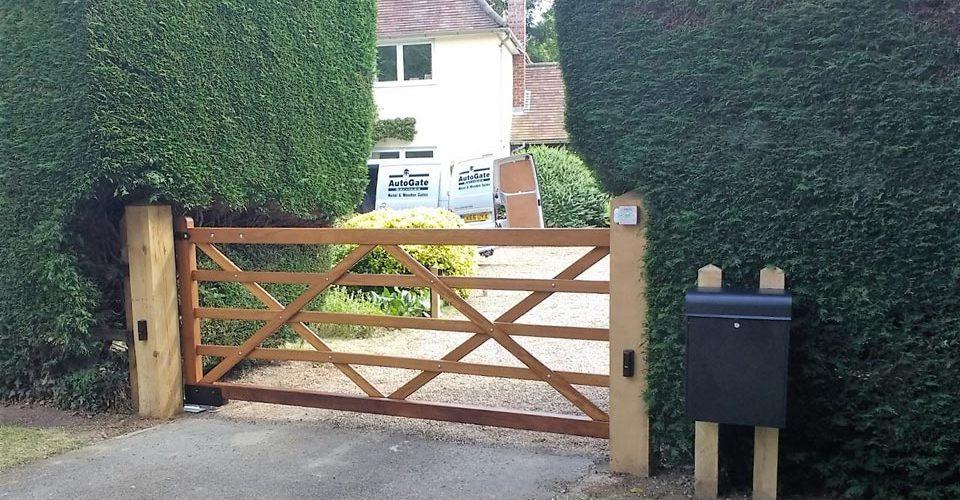 Foxton Gate