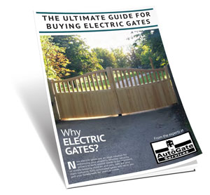 Get Your Free Copy of The Ultimate Guide to Buying Electric Gates